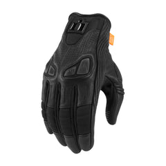 Icon Ladies Automag Gloves - Saltire Motorcycles