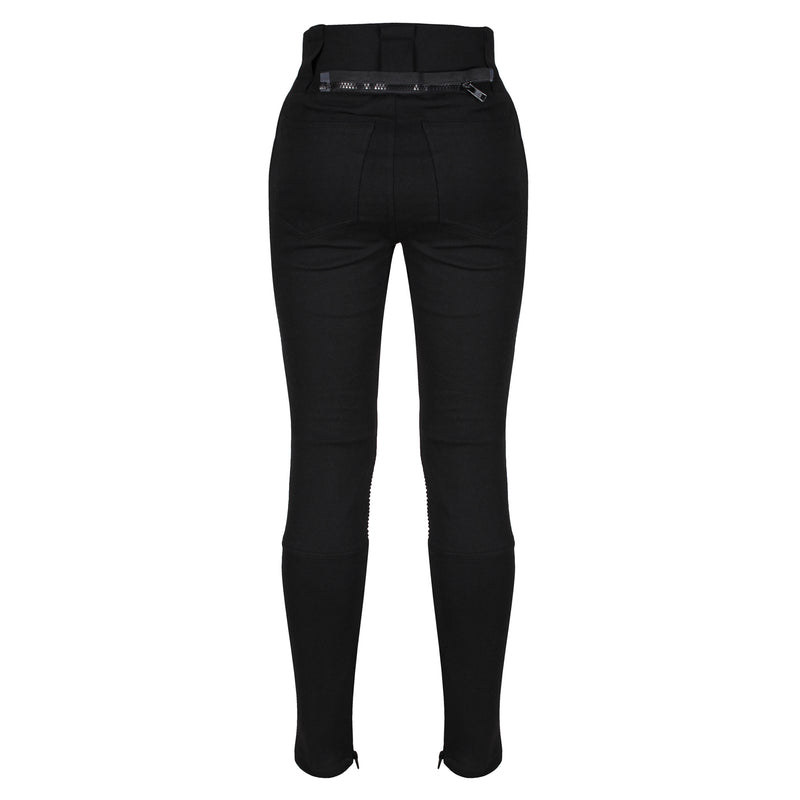Motogirl Zip Leggings - Saltire Motorcycles