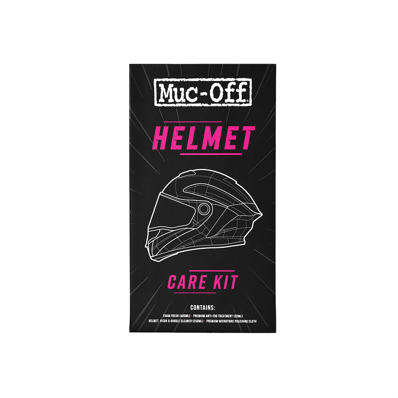 Muc-Off Helmet Care Kit - Saltire Motorcycles