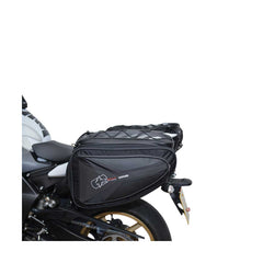 Oxford P60R Black Panniers - Saltire Motorcycles