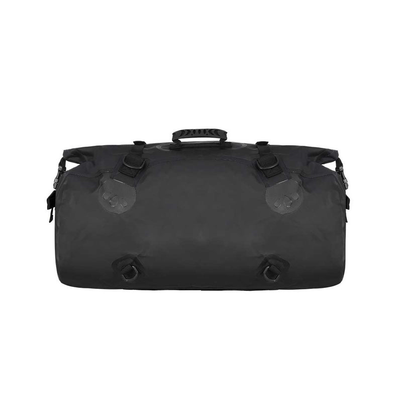 Oxford Aqua T-70 Black Roll Bag - Saltire Motorcycles