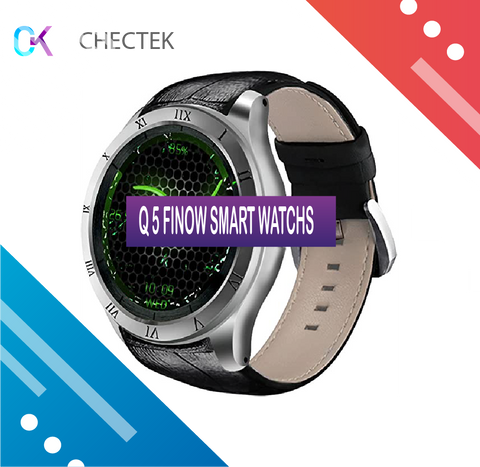New Q5 finow smart watches,