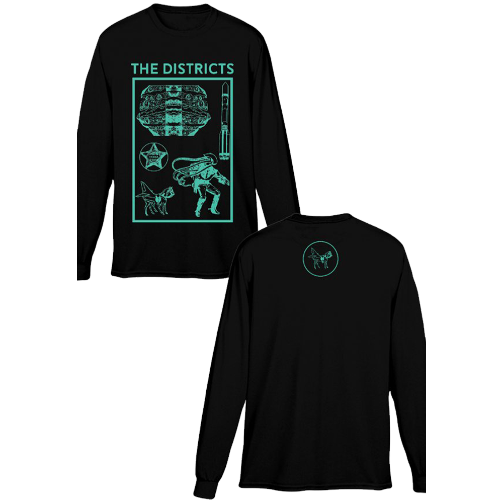 The Districts Long Sleeve Tee
