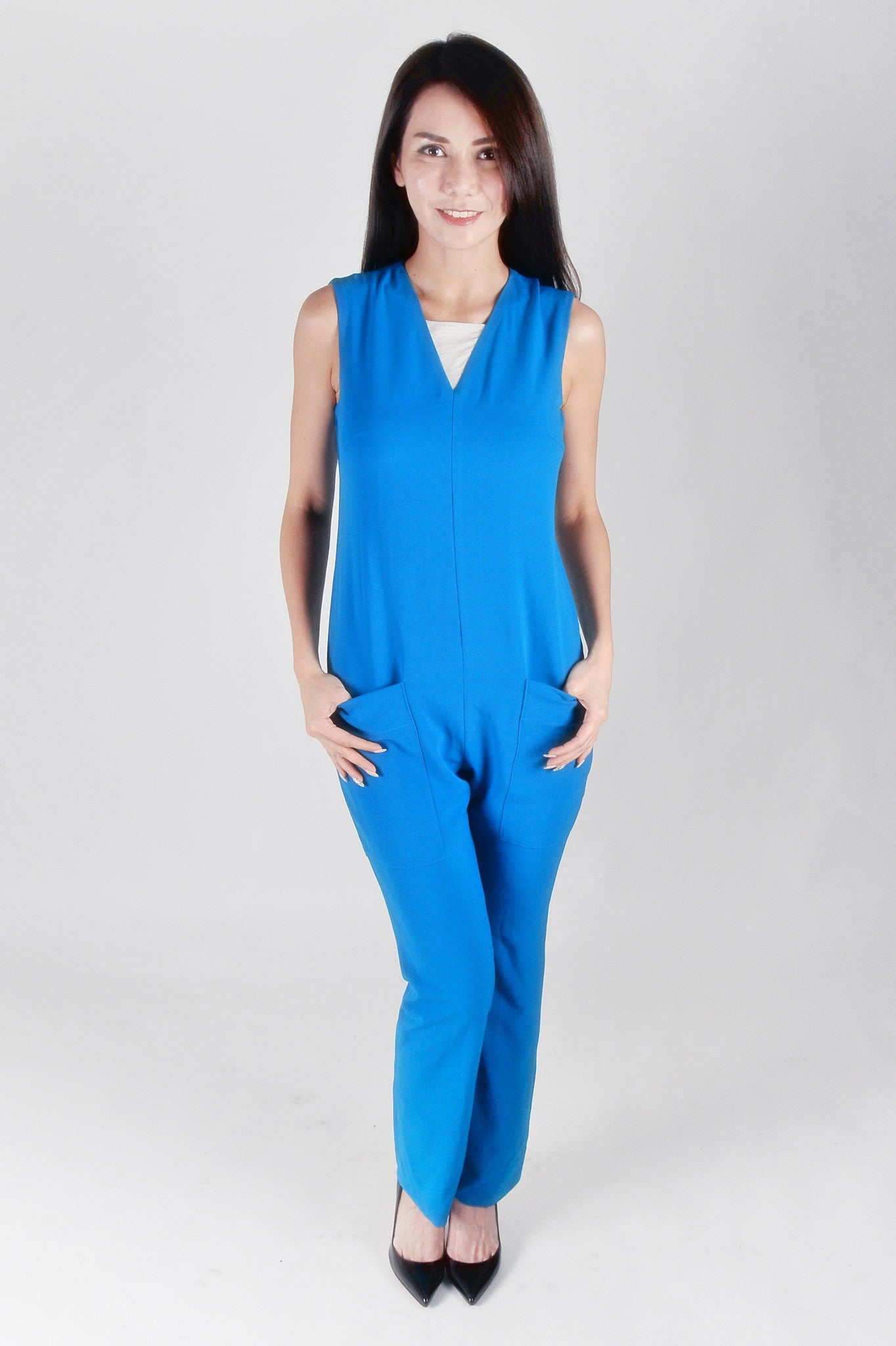 Adult-Technical Style Jumpsuit