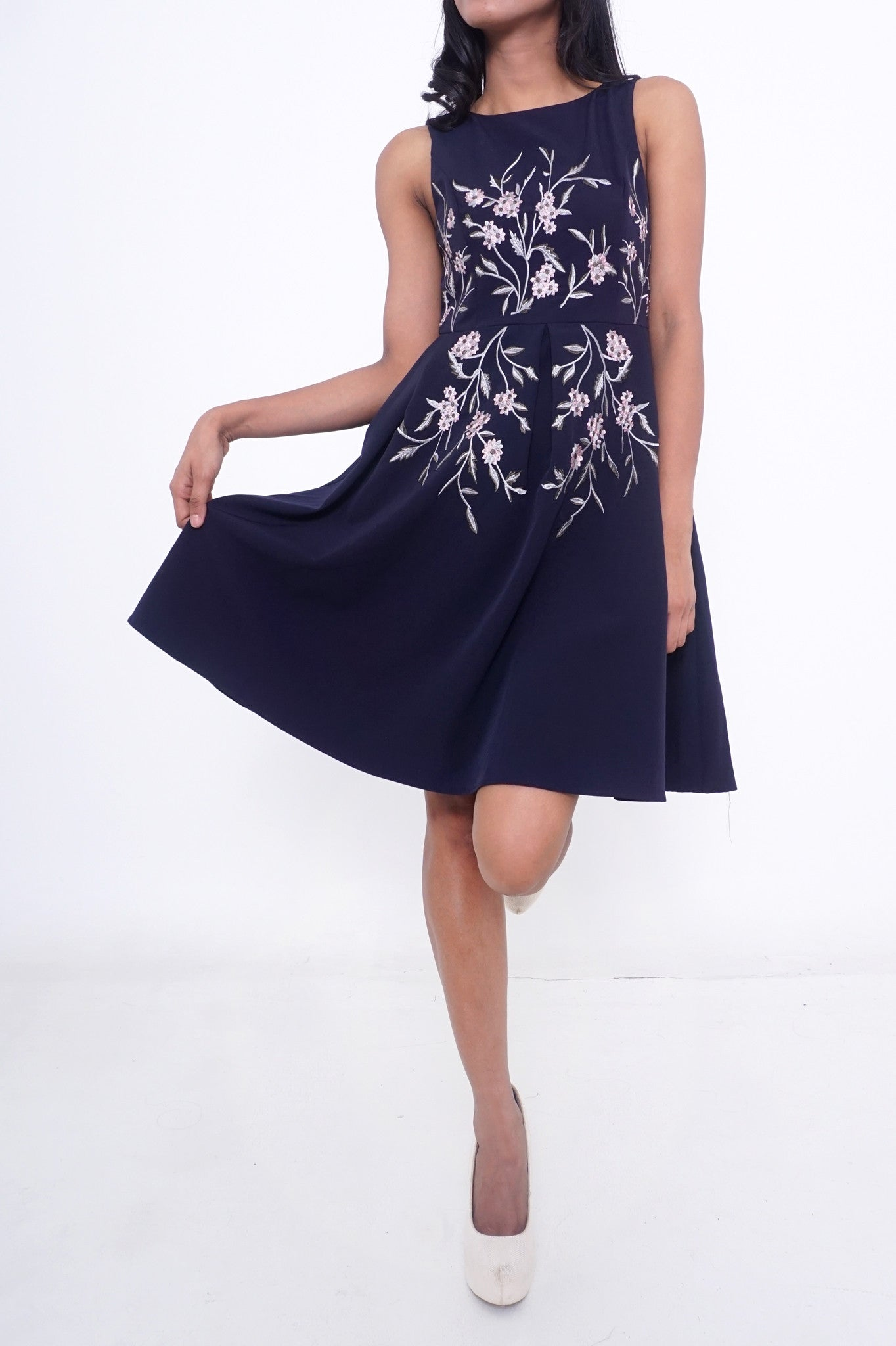 Magali Flower Bloom Dress