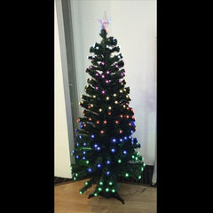 Christmas Tree with Lighting (180cm)