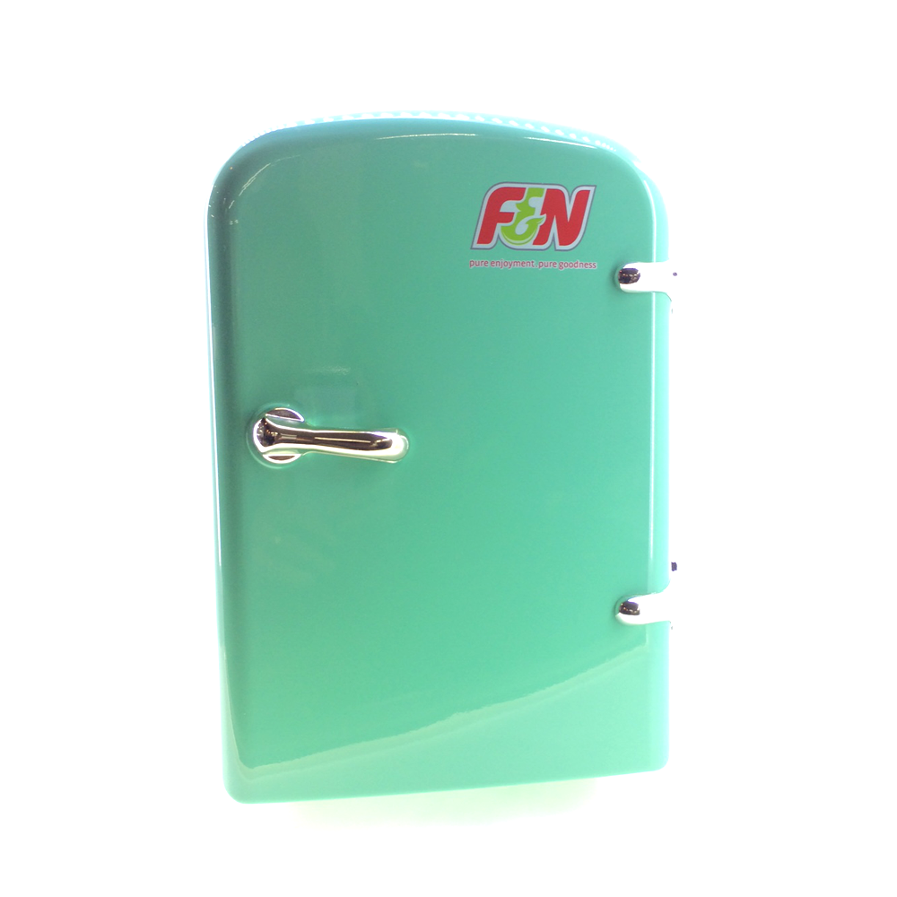 Mini Fridge with (F&N Logo)