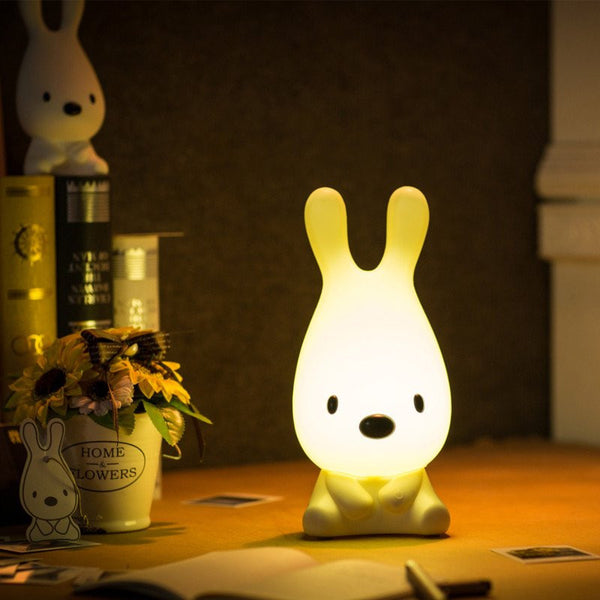 Rechargeable Honey Dog Night Light Lamp