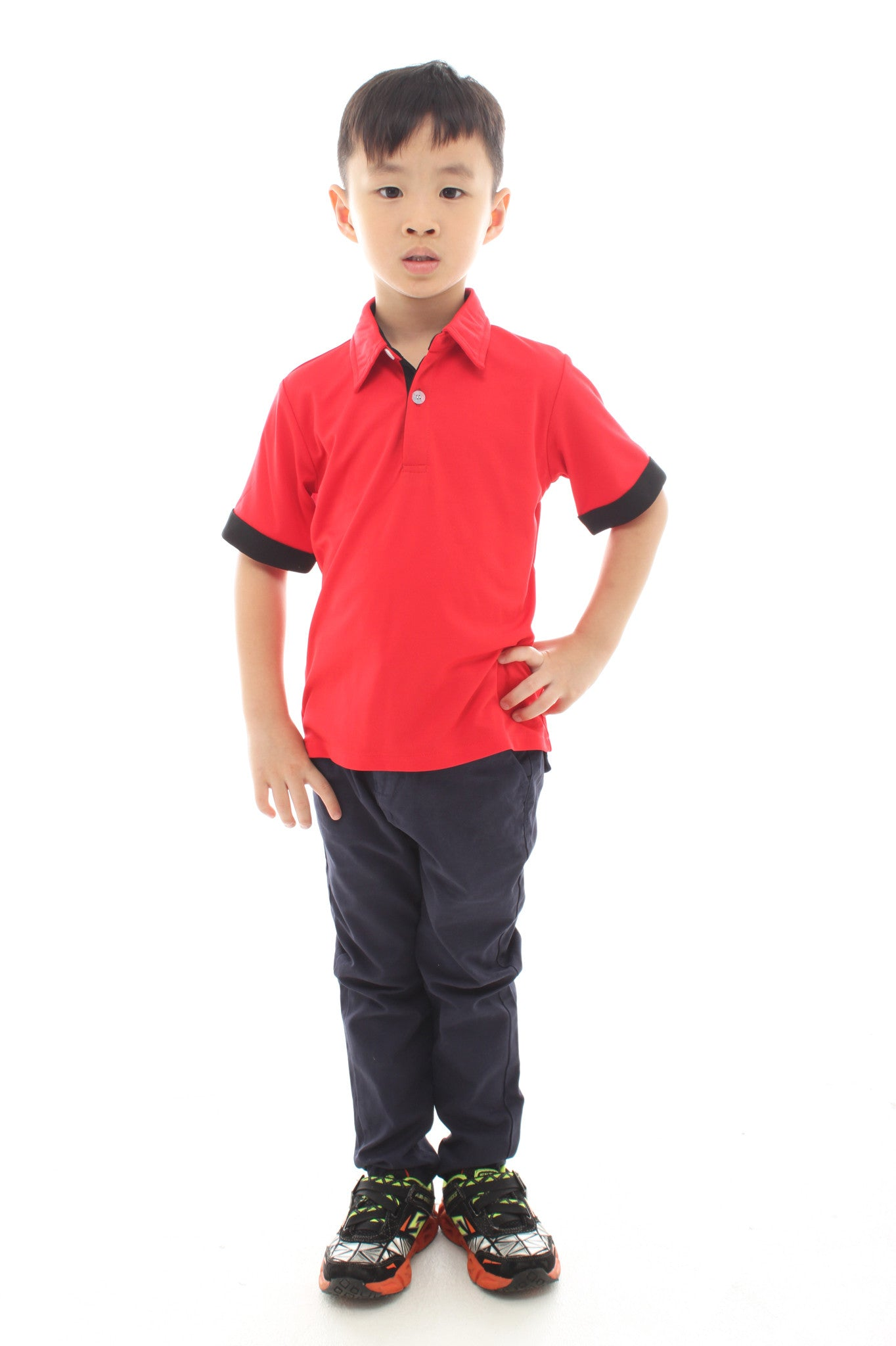 Colour Block Collection Family Outfit By MHALL (BOY)