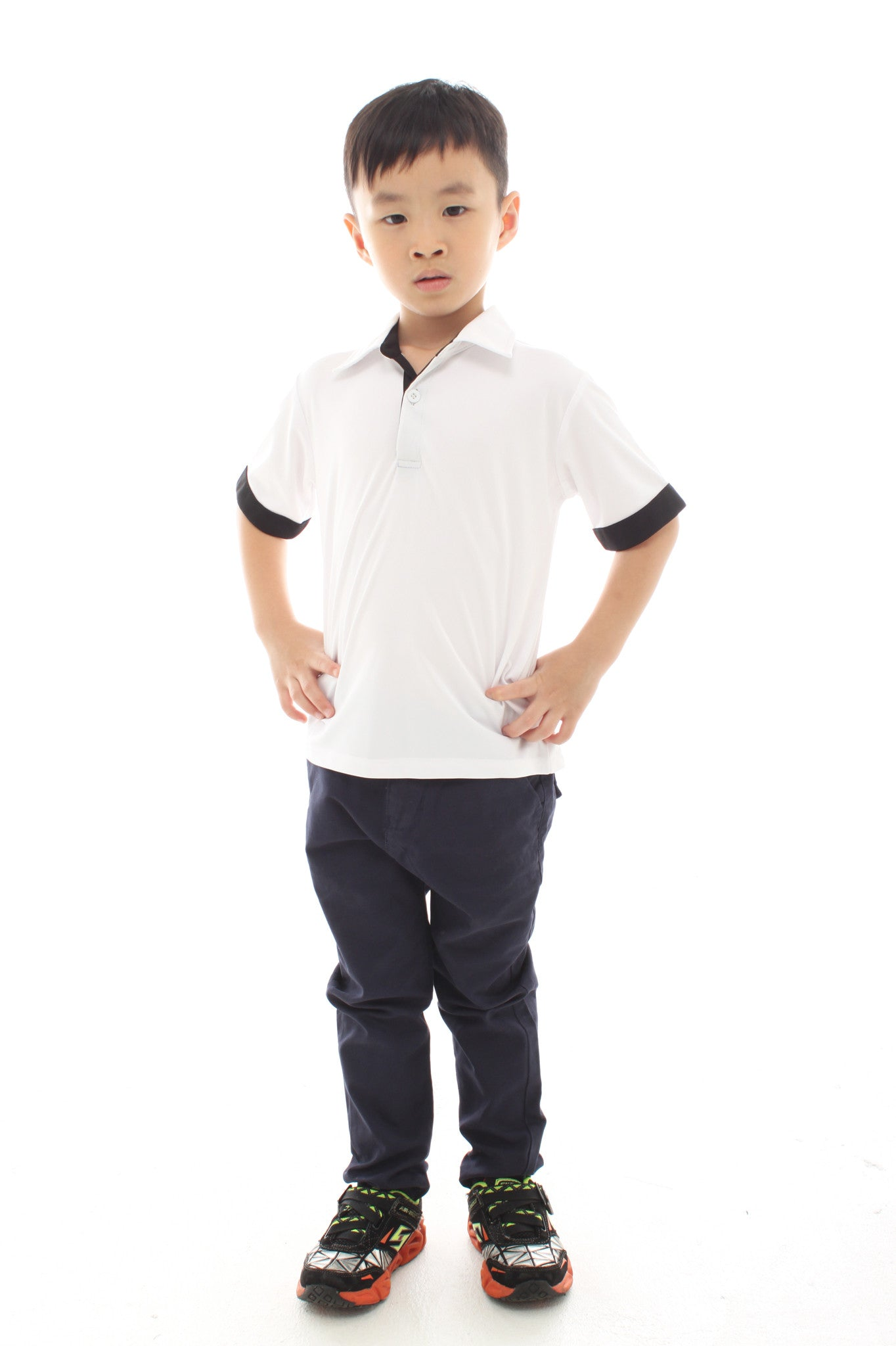 Othello Color Prints Family Outfit By MHALL (BOY)