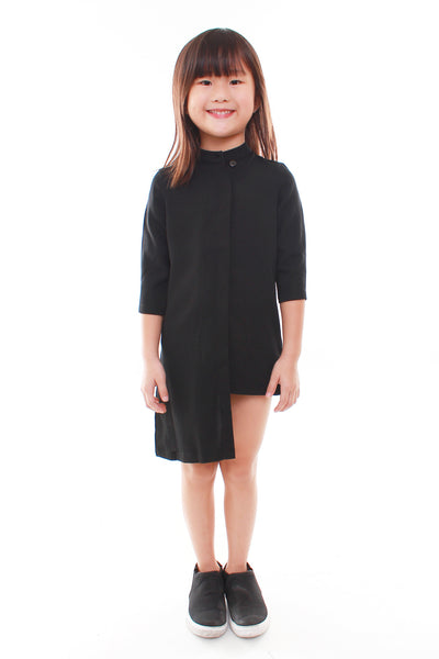 Kids-New Look 3/4 Sleeve Long Shirt