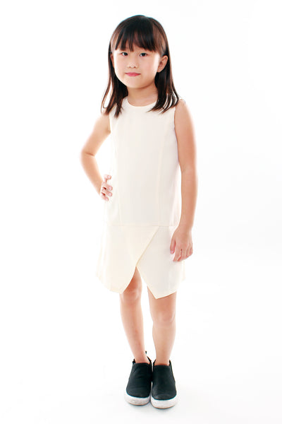 Kid- Collection Peplum Mini Dress