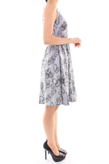 Adult-Round-&-Round Artisan A-line Dress