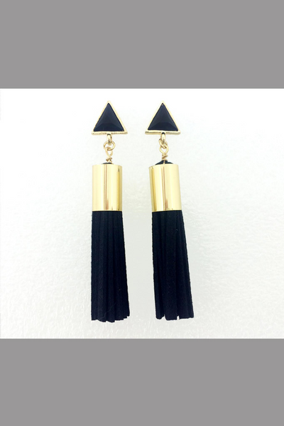 Fashion Earrings National Wind Tassel Earrings