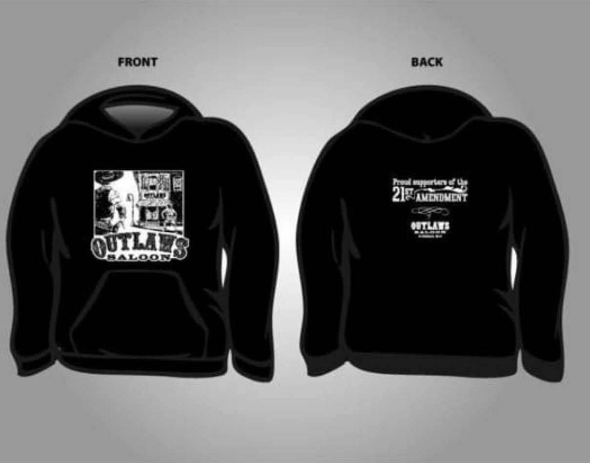 Outlaws Original - Pullover Hoodie