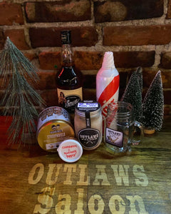 Hot Buttered Rum Boozy Basket