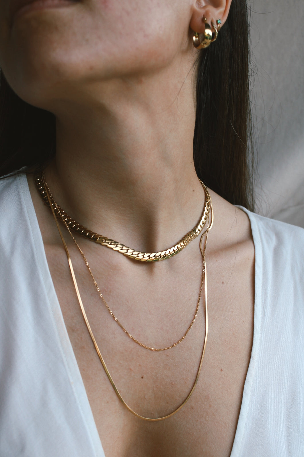 The Lara | Chain Necklace