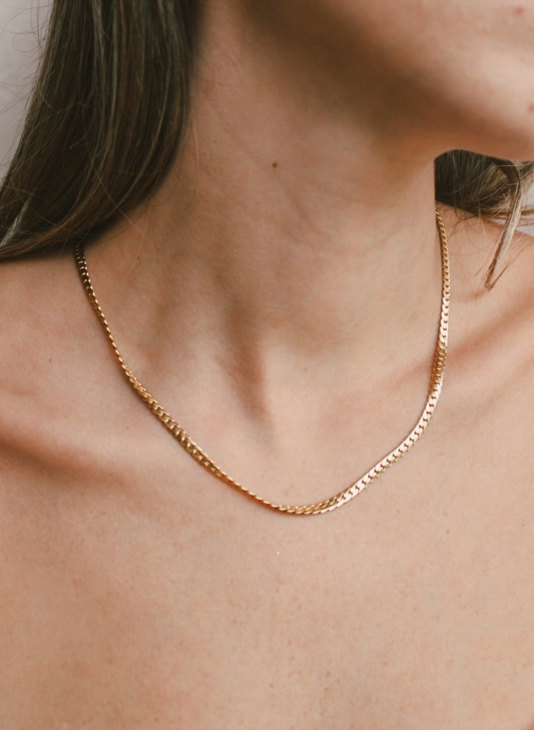 The Cardi | Chain Necklace