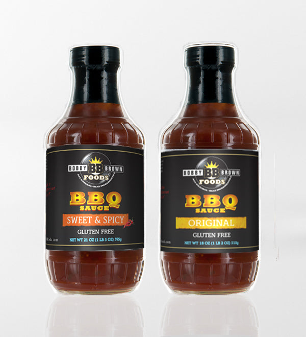 Bobby's Double Down BBQ Sauce Pack