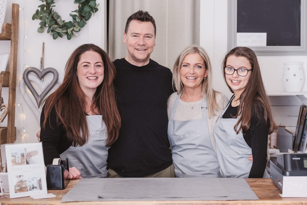 Meet the Rose and Bumble Team