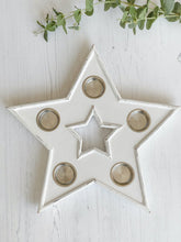 Load image into Gallery viewer, 51-RH Star Tealight Holder