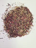 Load image into Gallery viewer, Hibiscus Mint Herbal Tea