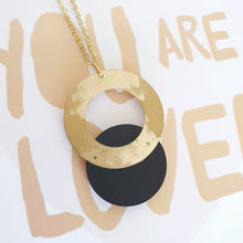 Load image into Gallery viewer, Big Donut Necklace