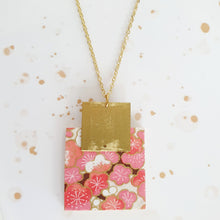Load image into Gallery viewer, Square Necklace