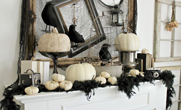 How To Halloween:Tricks and Treats for Halloween Home Design