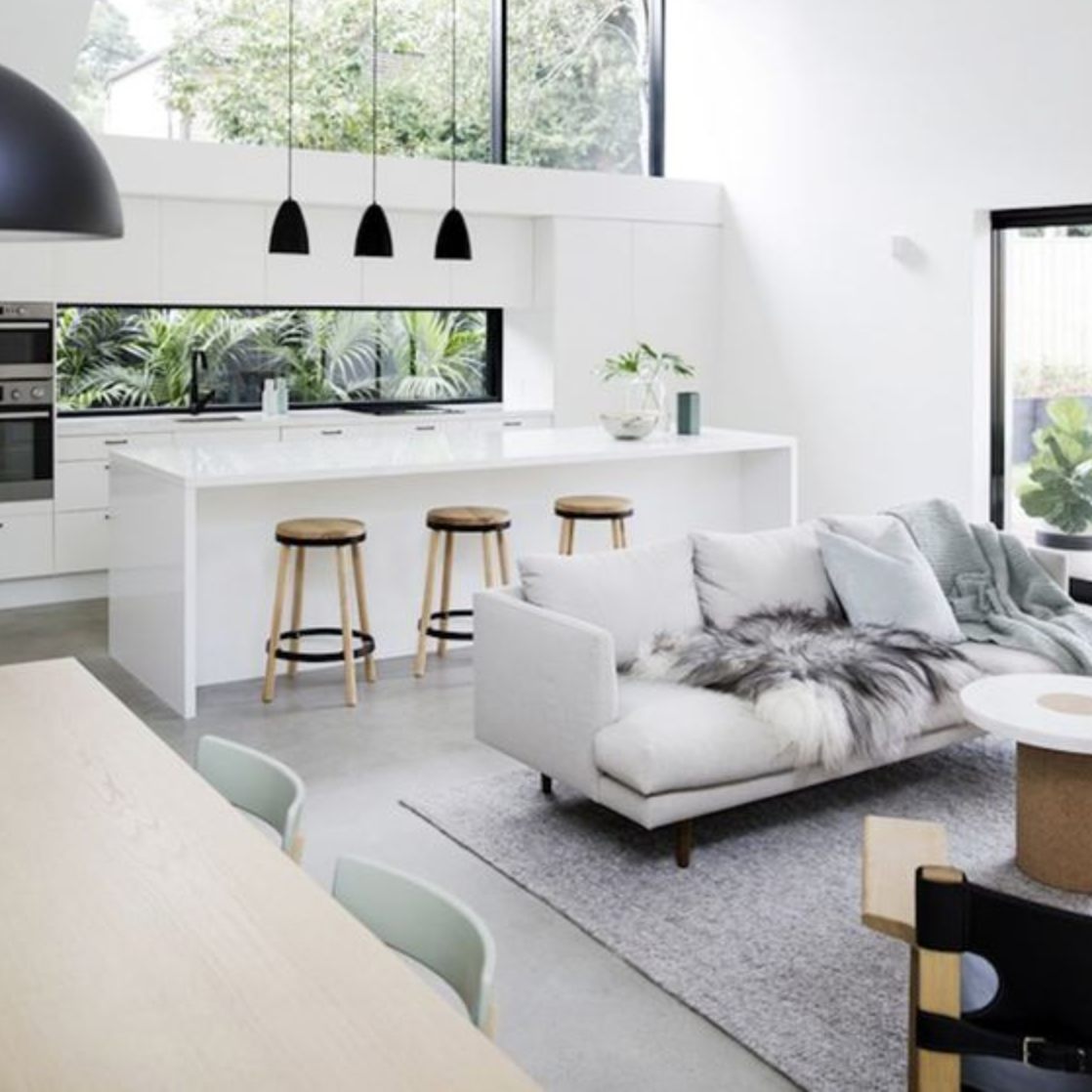 Open Plan Living Design Tips