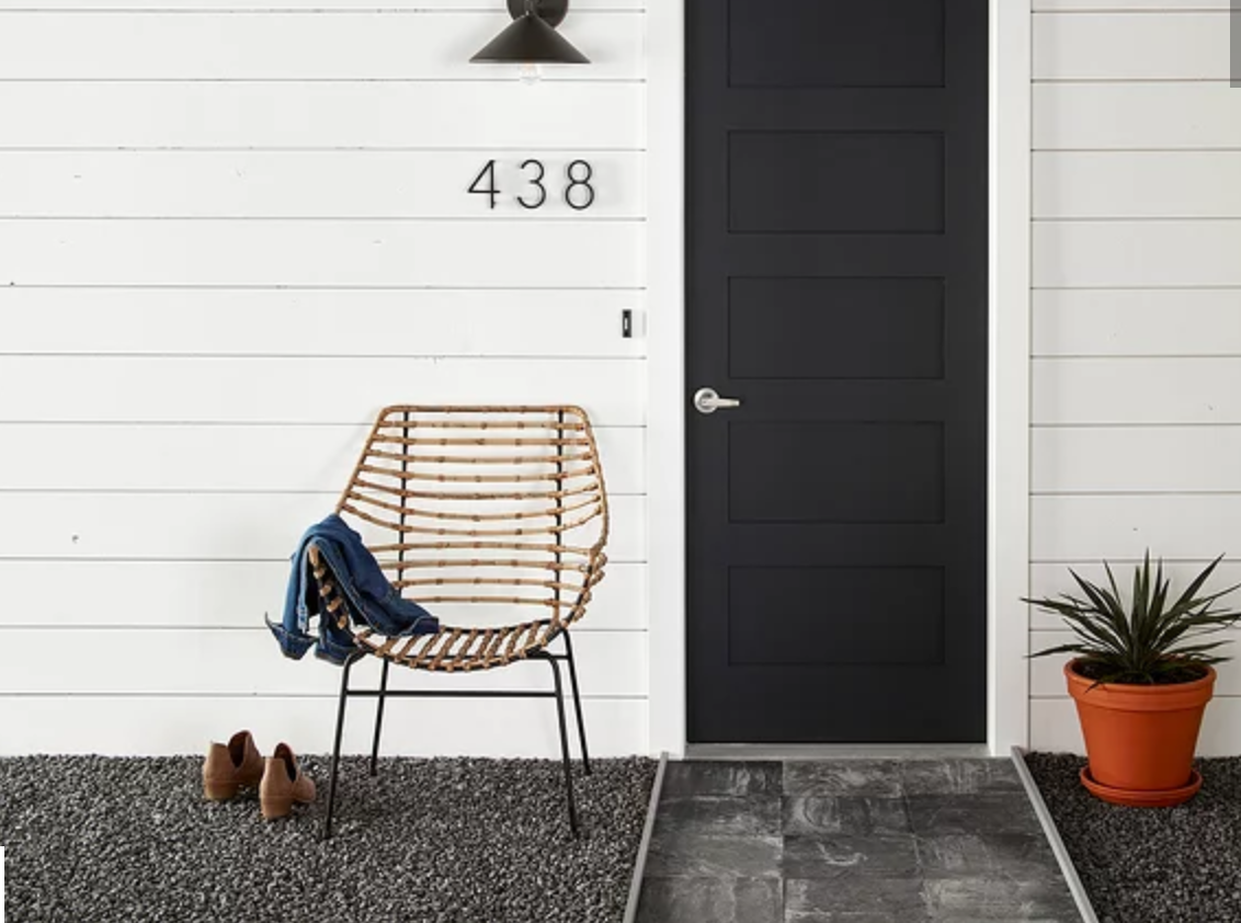 Ways to Enhance your Home's Front Entrance