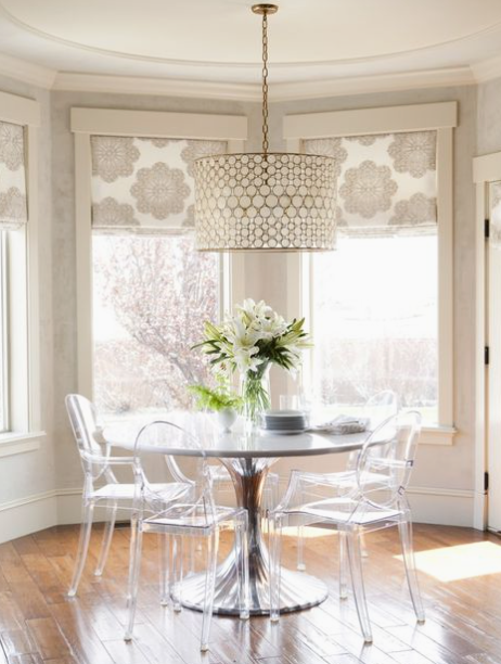 Anatomy of a Window Treatment/Modern Window Treatments