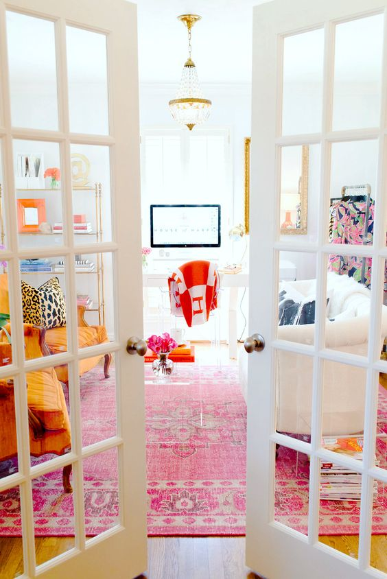 Color Crush: Pink&Orange