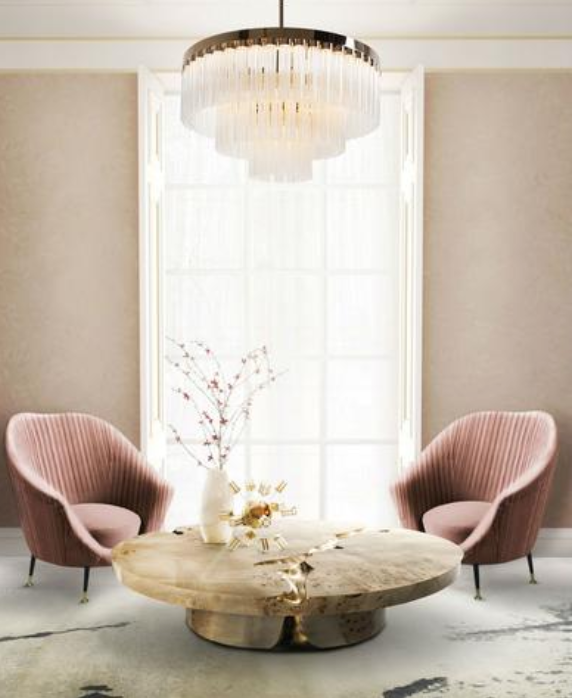 Spring and Summer Interior Design Color Trends - 2019