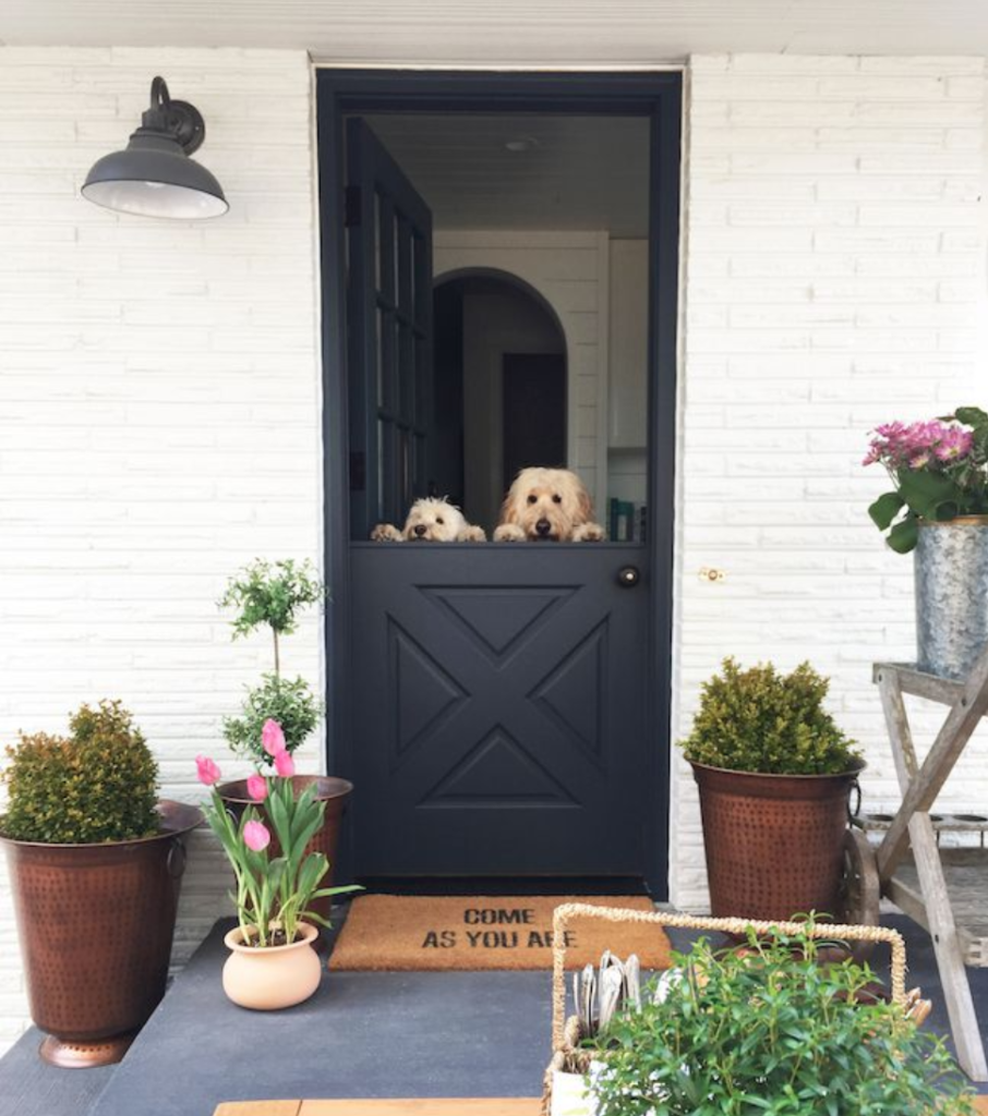 Fun Ways to Decorate with Dutch Doors