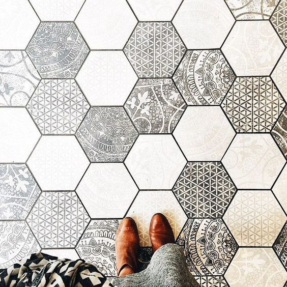 Other Worldly Tiles