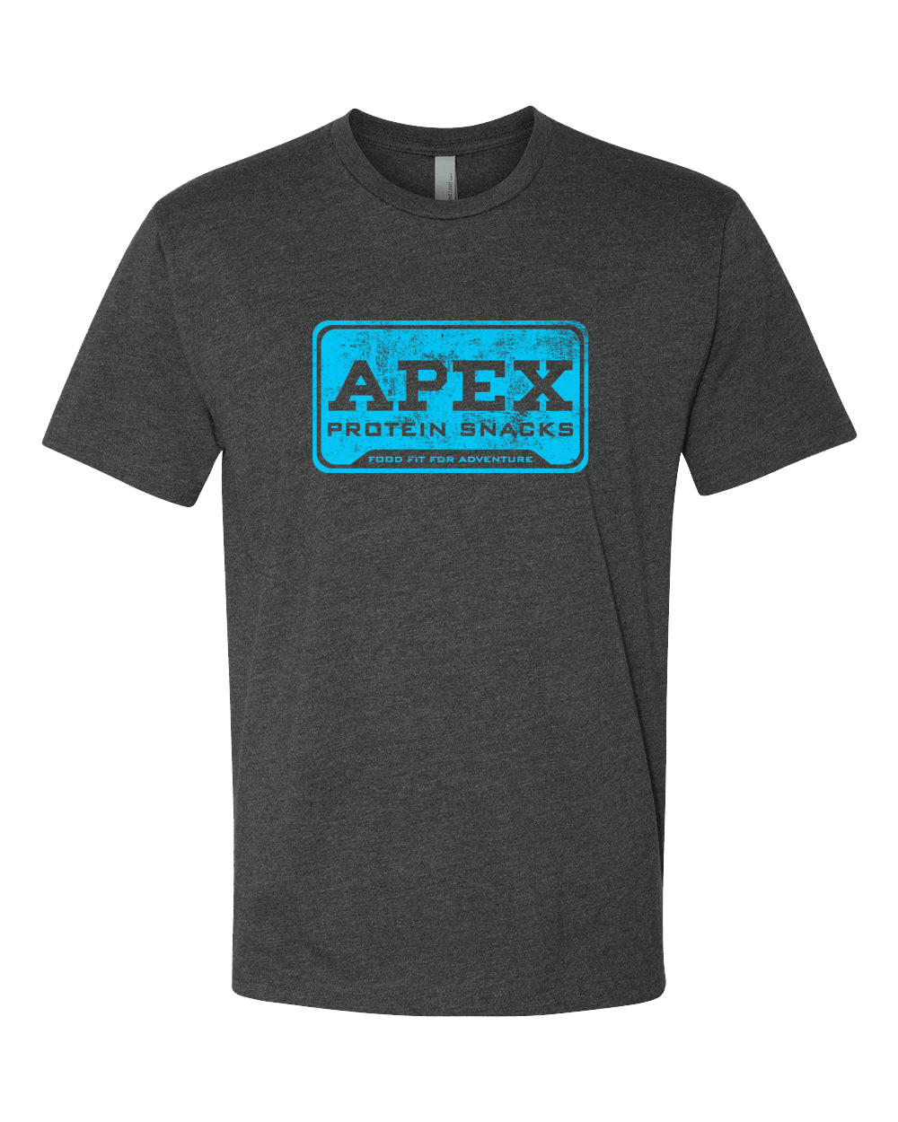 Apex Brand Men - Black with white logo