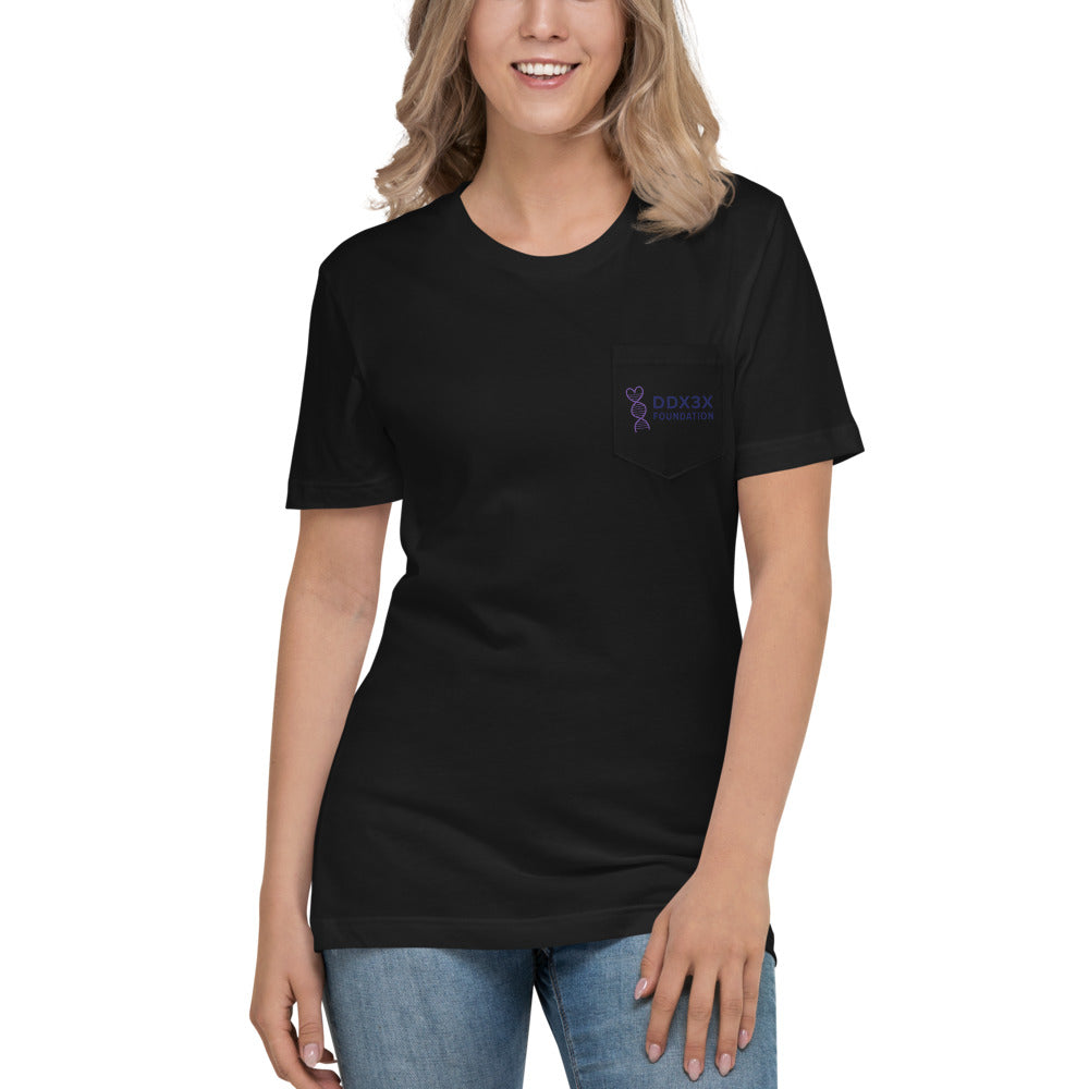 Unisex Pocket T-Shirt - Color Print