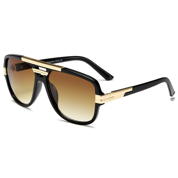 VintageLook Men Sunglasses Square