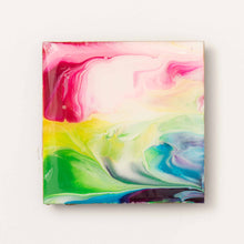 Load image into Gallery viewer, Large Square Rainbow Magnet 1074