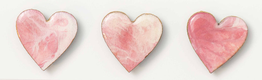 Small Heart Magnet Multipack 1131