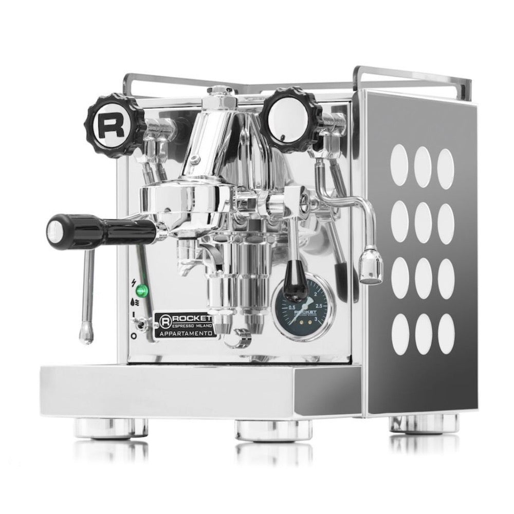 Rocket appartamento espresso machine from Italy - buy in Canada