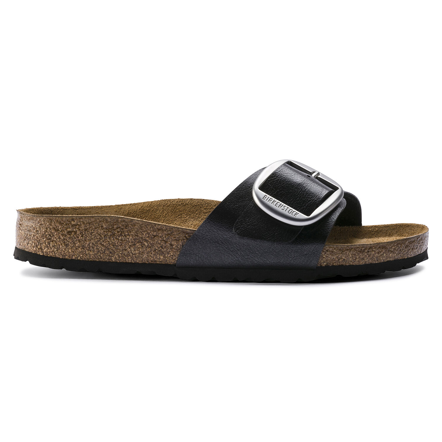 Birkenstock - Madrid Big Buckle Birko-Flor  - Graceful Licorice