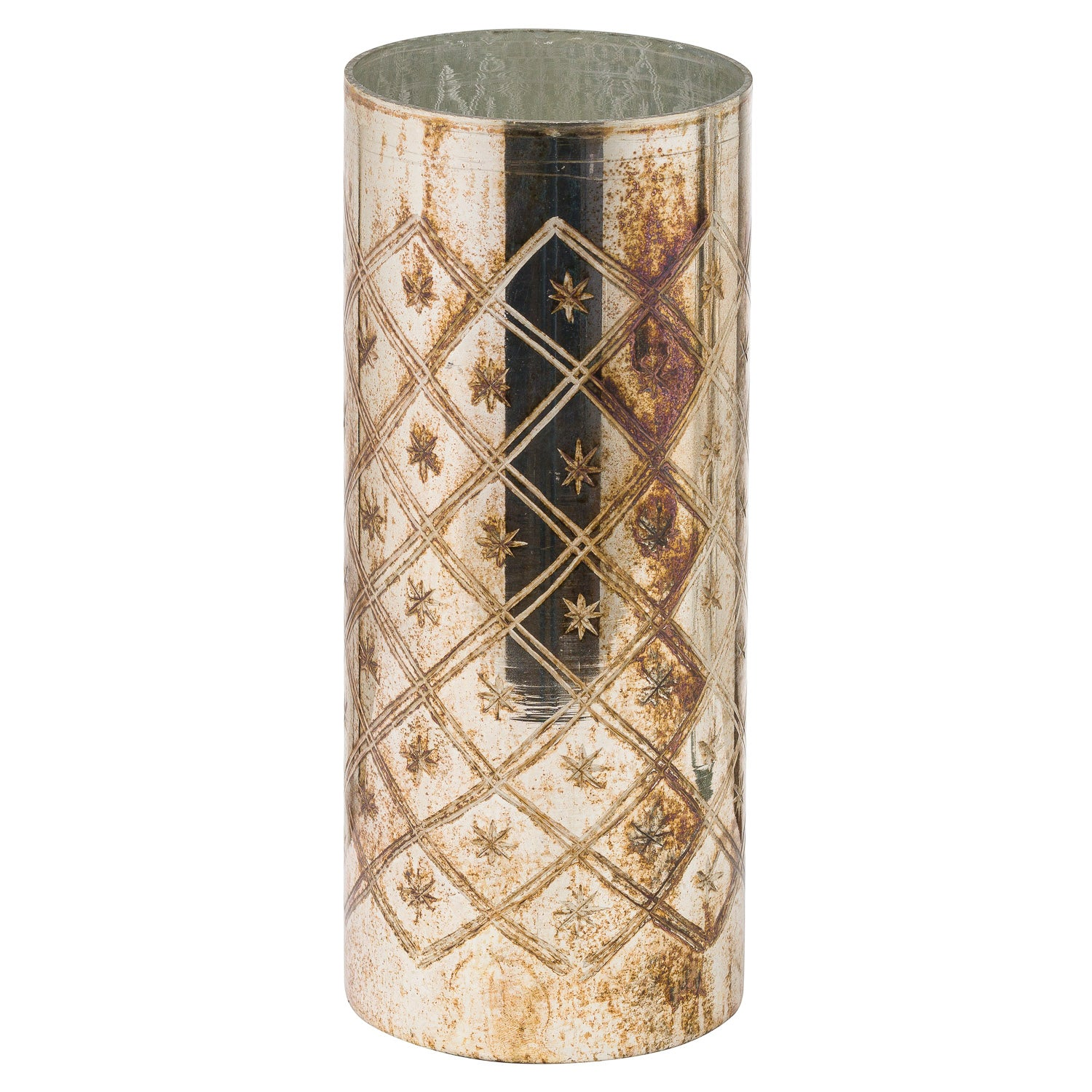 The Noel Collection Burnished Vase - The Tulip Tree Chiddingstone
