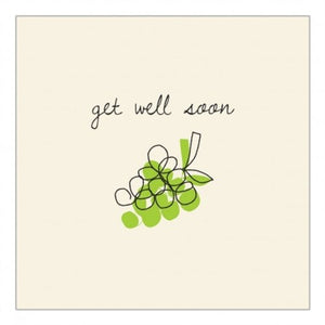 Get Well Soon Grapes