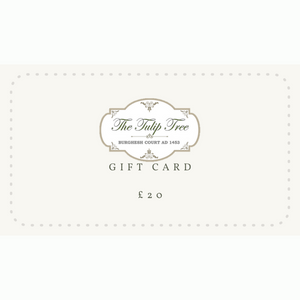 The Tulip Tree Online Gift Card