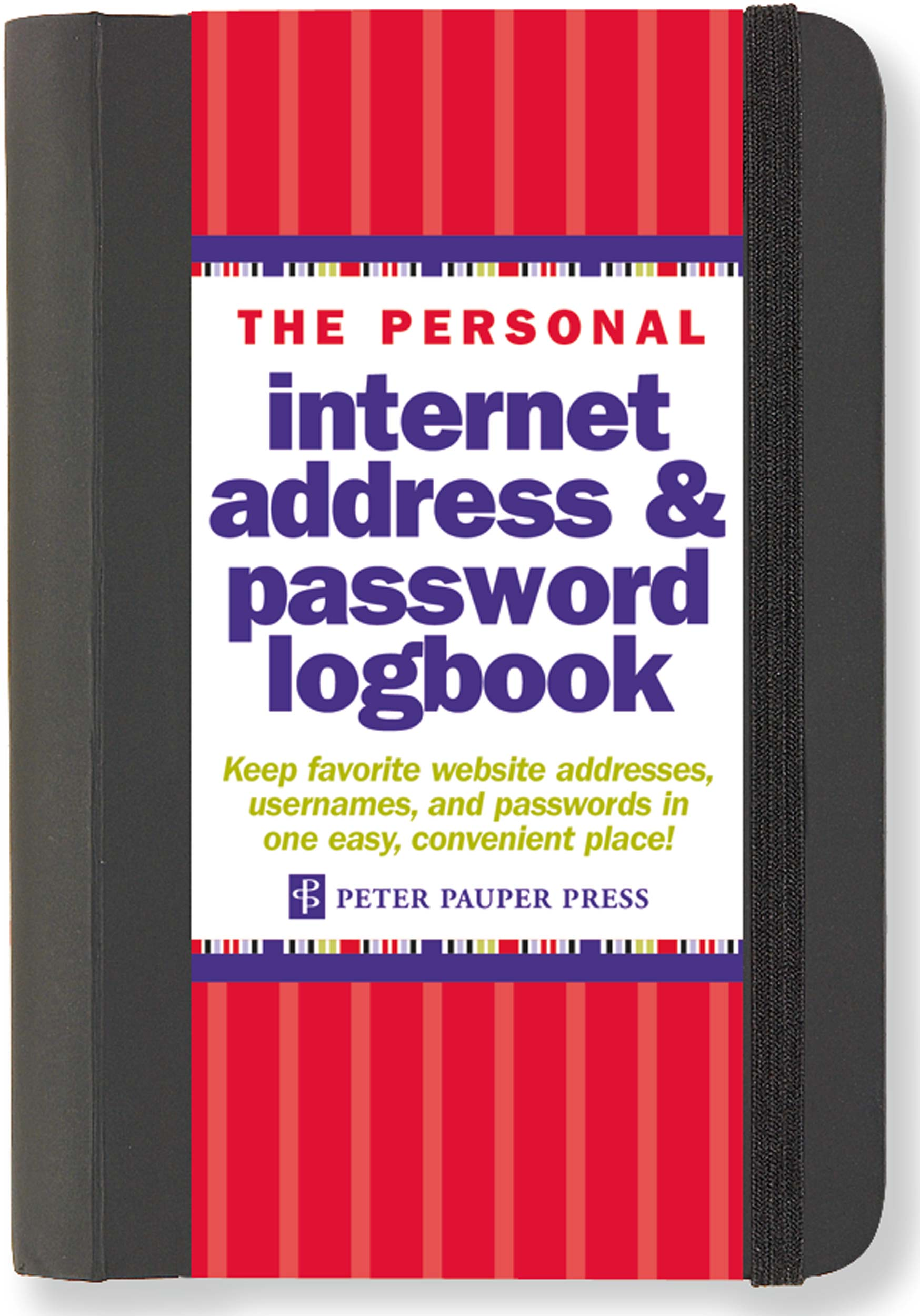 The Personal Internet Address & Log Book
