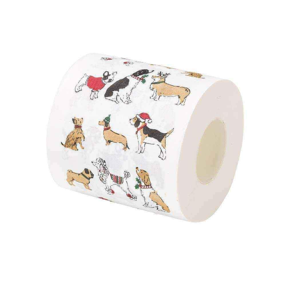 Pooch Printed Toilet Roll