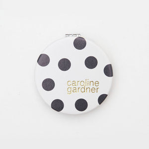 Love Scattered Spot Pocket Mirror
