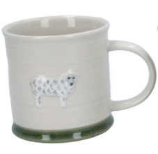 Sheep Ceramic Mini Mug